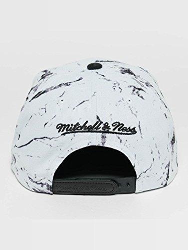 Hombre para de Gorra Mitchell Ness Black béisbol amp; White B7XxqxY