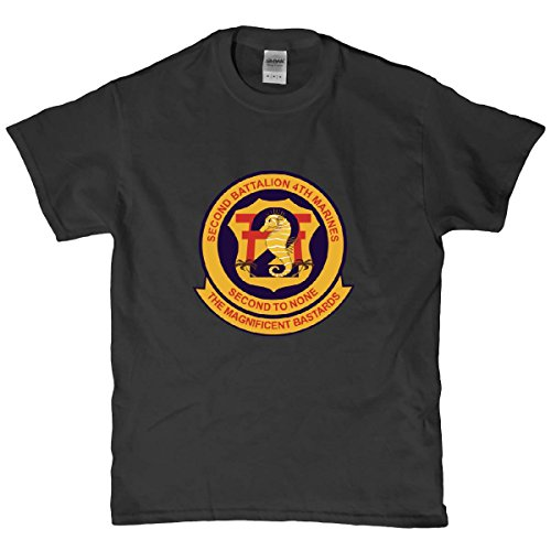 Minnesota Bobs 4th Marines 2nd Battalion Second To None The Magnificent Bastards T Shirt