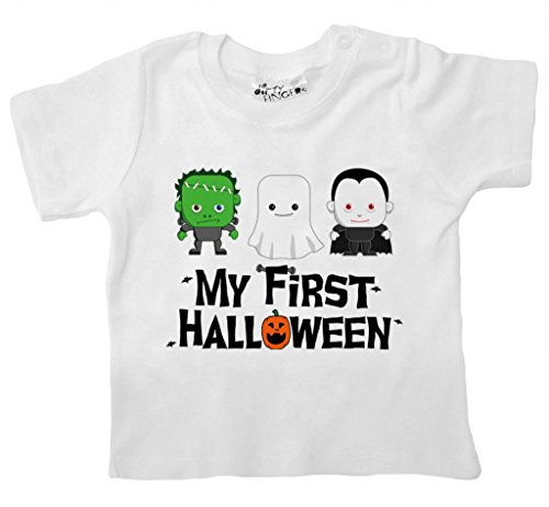 Baby Halloween Costume, My First Monster, Ghost, Vampire,