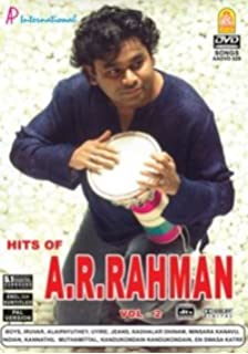 Hits Of A R Rahman Vol.   2 available at Amazon for Rs.97