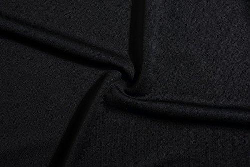 Beauty7 Chalecos Mujer Tirantes Slim Falda Sin Mangas Atada a la Cintura Vestido Vestido Largo Bodycon Elegante Coctel Noche Partidos Fiestas Casual Verano Ocasionales Negro