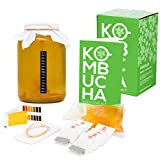Complete Kombucha Starter Kit with...
