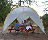Beach / Camping Tent Cabana – Heavy Duty, Outdoor Stuffs