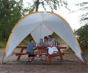 Beach / Camping Tent Cabana – Heavy Duty, Outdoor Stuffs