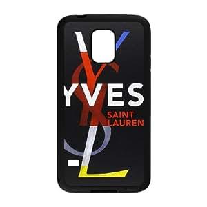 Samsung Galaxy S5 Mini Cases Cell Phone Case Cover black Yves Saint Laurent YSL Brand Logo 5T6T904799