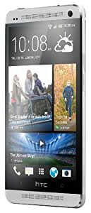 "HTC One - Smartphone libre Android (pantalla 4.7"", cámara 4 Mp, 32 GB, Quad-Core 1.7 GHz, 2 GB RAM), plateado"