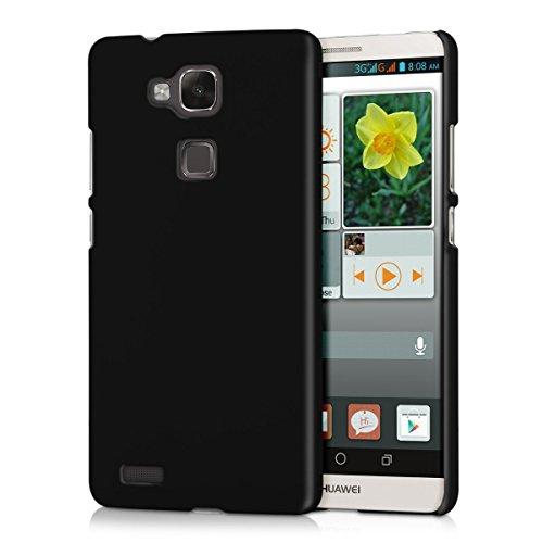 Premium Slim PC Matte Hard Case for Huawei Ascend Mate 7 (Matte - Black)