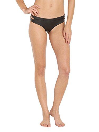 N.L.P Vega Slash Bikini Bum Black Smoothly