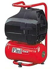 Fini 3824 FOBB304FNM003 Ciao Compressor Coaxial, rood, 6L