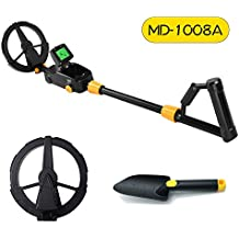 Pro Detector MD-1008A Advanced Kid's Gold Finder Treasure Hunter Metal Detector