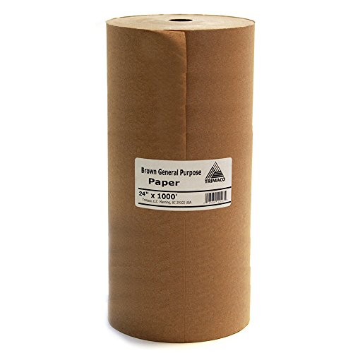 Trimaco 12104/BL24 Easy Masking Paper, 24-inch x ()