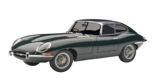 Jaguar E-type Coupe Series I 3.8 (Green)