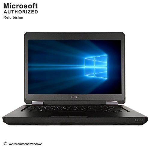 2019 Dell Latitude PC, Intel Core i5 up to 2.9GHz, 8G DDR3, 512G SSD, WiFi, VGA, HDMI, USB 3.0, 14INCH, Win 10, 64 Bit -Multi Language Supports English/Spanish/French(CI5)(Renewed)