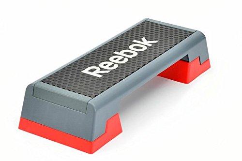 Reebok Step, Grau/Rot, RSP-10150