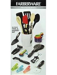 Access Farberware Kitchenaid Kitchen 28-Piece Tool and Gadget Set discount