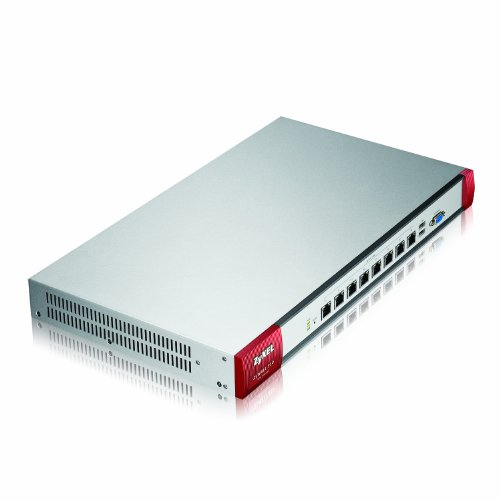 Ipsec Vpn Firewall Ports (Zyxel High Performance 2GbE SPI/500Mbps VPN Firewall with 200 IPSec and 50 SSL VPN, 8 GbE Ports and High Availability (ZyWALL310))