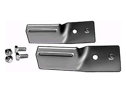 Amazon.com: Cuchilla de cortacésped reemplaza a STIGA 1111 ...