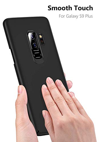 5efba010fe19 TORRAS Slim Fit Designed for Samsung Galaxy S9 Plus Case (2018), Hard  Plastic