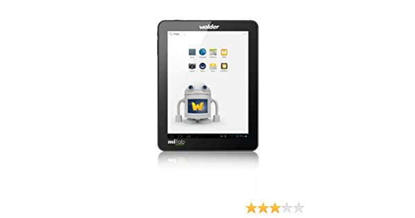 Wolder MiTab HERO - Tablet de 8