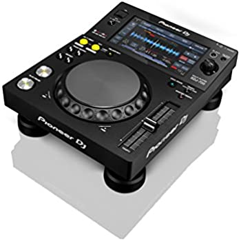 Pioneer DJ Digital Multi Media Player, 8.10 x 12.80 x 16.30 (XDJ-700)