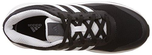 adidas Supernova 8 K, Zapatillas de Running Para Niños Negro (Negbas / Ftwbla / Nocmét)