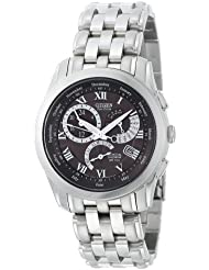 Citizen Men's BL8000-54X Eco-Drive Calibre 8700 Stainless Steel Sport Watch