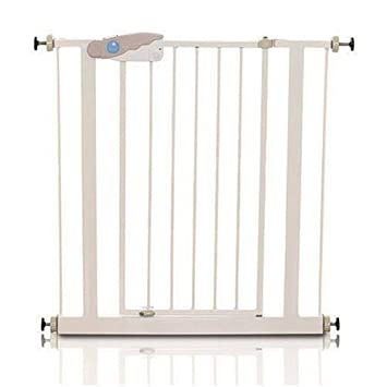 Amazon Com Kolcraft Secure Entry Alarm Pressure Fit Gate Ecru