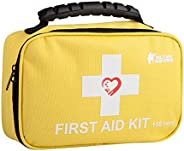First aid kit,All-Purpose aid kit and Compact Emergency kit First aid for Office,aid Kit Medical for Outdoors,