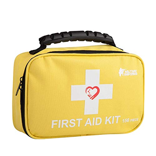 First aid kit,All-Purpose aid kit and Compact Emergency kit First aid for Office,aid Kit Medical for Outdoors,Travel Medical kit,Hiking First aid kit and Camping Emergency kit,Home First aid kit.