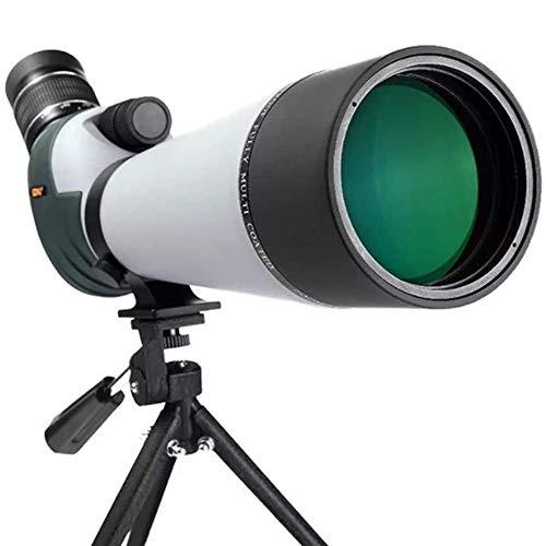 SMLCTY Monocular del telescopio del zumbido de Alta magnificación de Alta definición de 80 mm de diámetro Grande Dual…