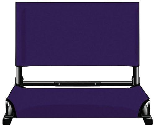 Markwort UPC 016562430322-P Patentierte Deluxe breites Modell Stadiumchair (Purple)
