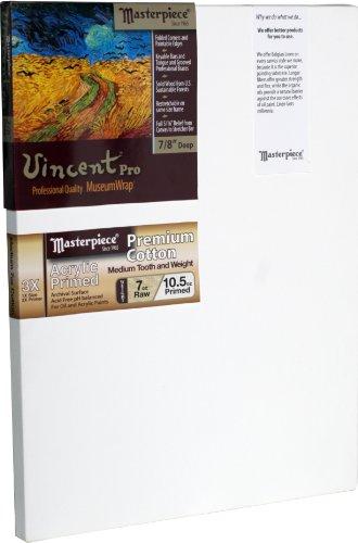 "Masterpiece Vincent PRO 7/8"" Deep, 15 x 24 Inch, Monterey 7o"