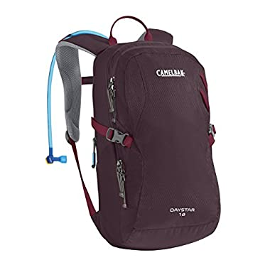 CamelBak Women's Day Star 18 Hydration Pack, Beet Red/Winetasting