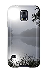 New Cute Funny Landscape Case Cover/ Galaxy S5 Case Cover Sending Free Screen Protector