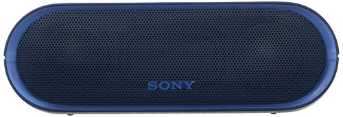 Sony SRS-XB20/BLUE Portable Wireless Bluetooth Speaker