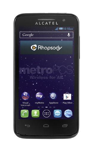 Alcatel Evolve Prepaid Phone MetroPCS