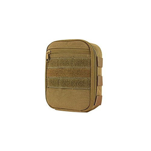 Condor Sidekick Pouch, Coyote Brown, One Size (Molle Utility Pouch)