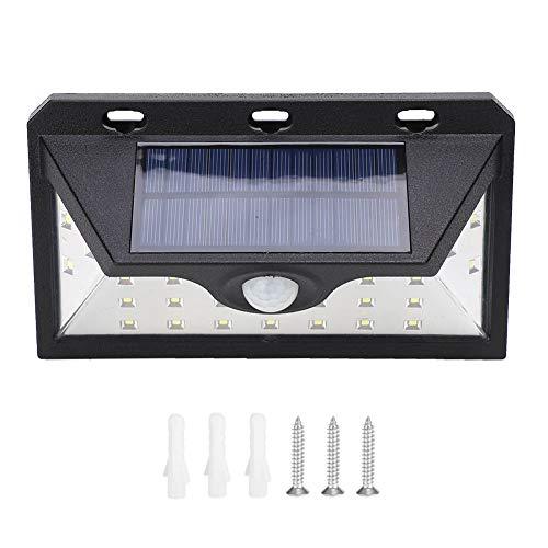 Solar Lights Outdoor, Solar Sensor Wandlamp, 24LED B Type Voor Outdoor Yard Gang Opritten Tuinbeveiliging, Zonne-Energie…
