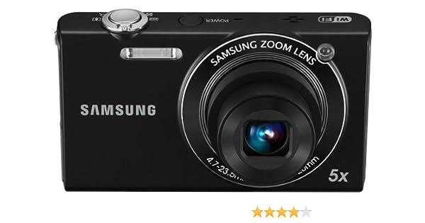 Samsung SH100 - Cámara Digital Compacta 14.2 MP (3 Pulgadas LCD, 5X Zoom Óptico): Amazon.es: Electrónica