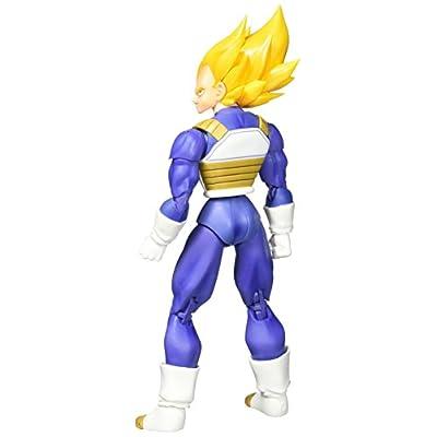 Bandai Tamashii Nations S.H. Figuarts: Dragon Ball Z - Super Saiyan Vegeta Premium Color Edition: Toys & Games