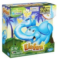 Elefun and Friends Game With Glow in the Dark Fireflies by elefun