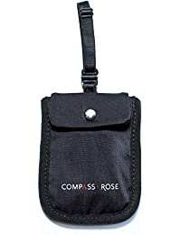 Secret Bra Wallet Travel Money Pouch with Anti-theft RFID Protection, by Travel Fashion Girl
