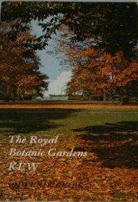 The Royal Botanic Gardens, Kew: Souvenir Guide