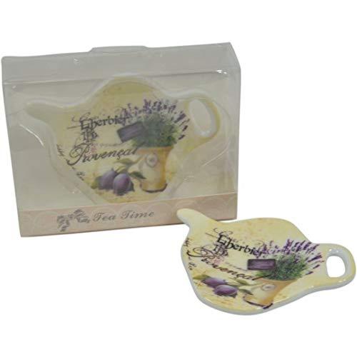 Jcook Home Decor Porcelain Tea Bag Holder