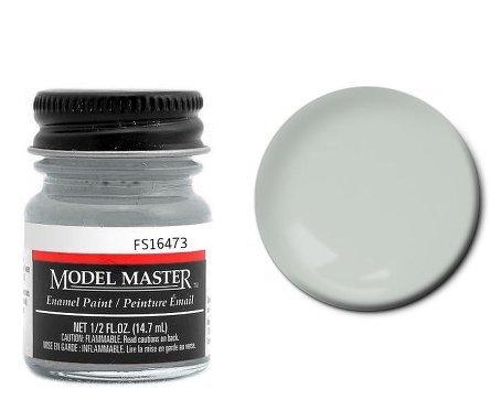 (Testor Corp. Aircraft Gray Enamel Paint .5 oz bottle FS16473)