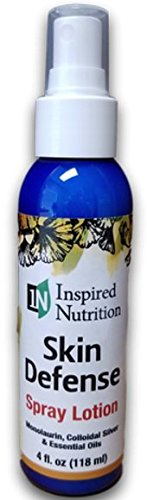 Skin Defense - 4 oz by Inspired Nutrition