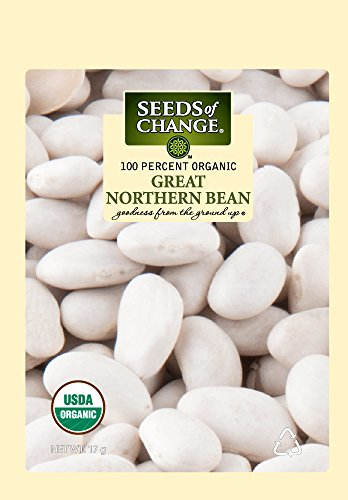 Seeds Of Change 08113 Certified Organic Great Northern Bean