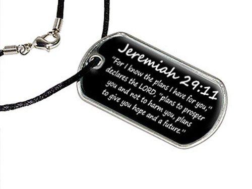 Jeremiah 29 11 declares christian Military