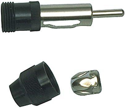 2 antenas para radios de coche con clavija DIN. Conector tipo ...