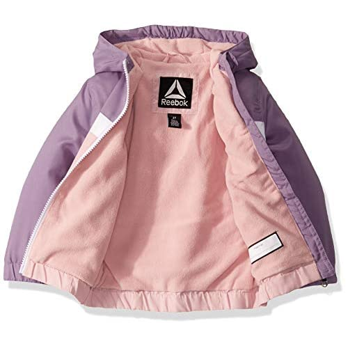 More Styles Available Reebok Girls Active Outerwear Jacket